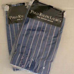 Ralph Lauren 2-Pack Boxer Shorts Size 30